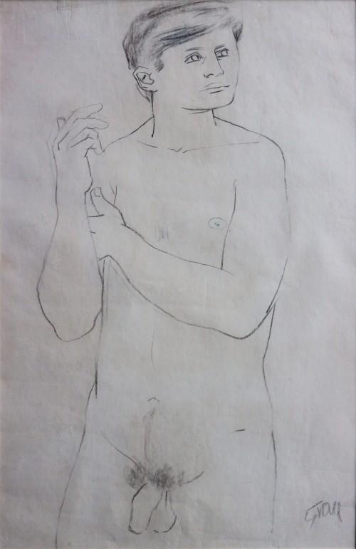 - Desnudo