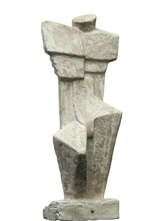 - Molde de escultura de Adolescente