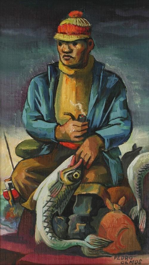 - Pescador chilote (Castro)