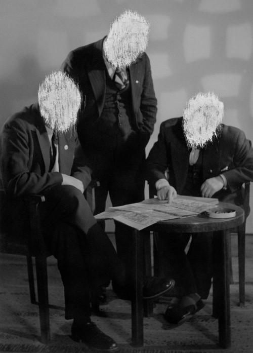 - Men in Suit