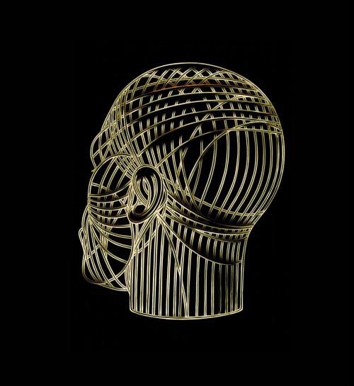 - Bronze Head