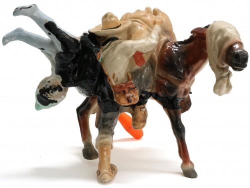 - La mula y el enanito