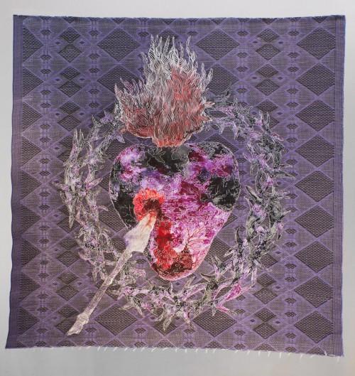 - Me Sobra el Corazón (Purple)