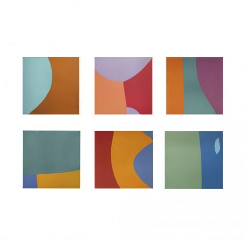 Gustavo Artigas - RIO: Seven Litographies