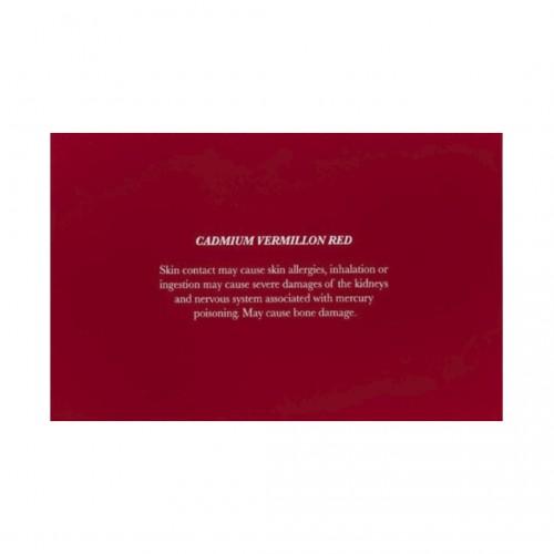 Gustavo Artigas - Cadmium Vermellion Red