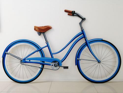 - Bici Azul