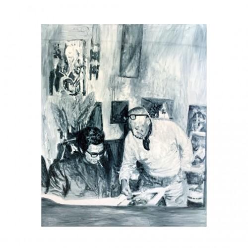 Nicolás Guzmán - Grandes Maestros del Arte Contemporáneo