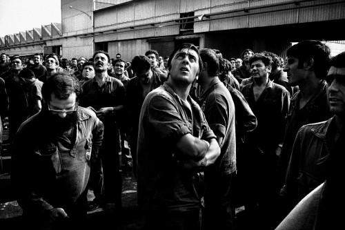 - Huelga general en Seat, Barcelona