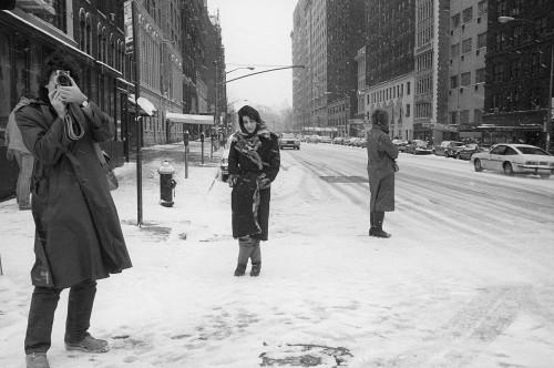 - Invierno en Nueva York