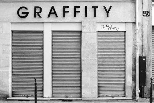 - Graffiti