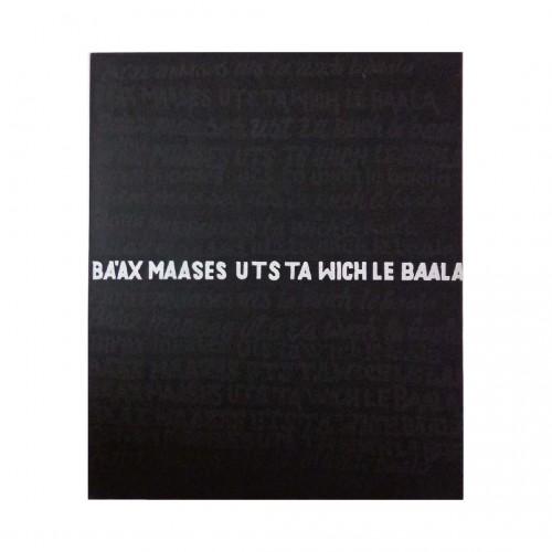 - Baáx maases uts ta wich le baala (¿Qué más te gusta de esto?, What else do you like about this?)