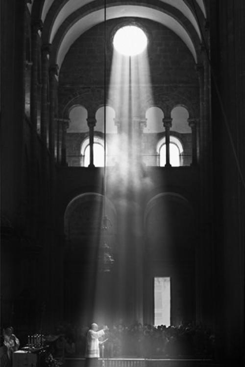 - Rayo de luz