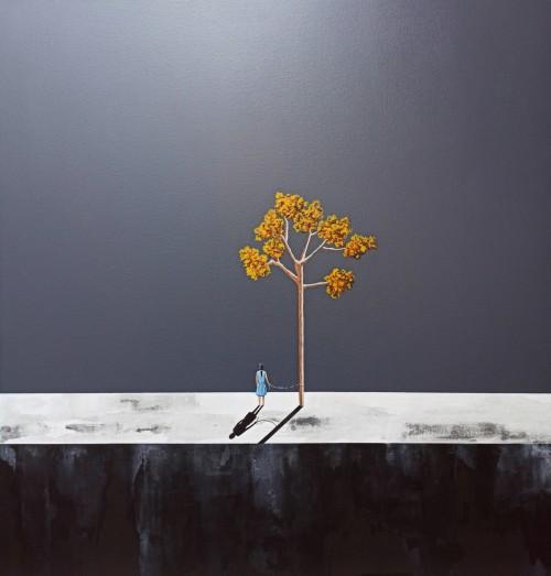 - El camino de los árboles I