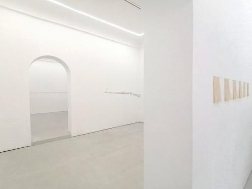 """- Installation view_Pep  Agut,  """"La trahison trahie"""" [La traïció traïda] [La traición traicionada]"""